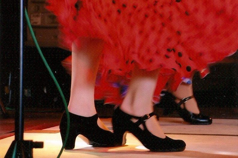 FlamencoFeet